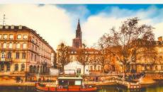 Urban Strolls in Strasbourg