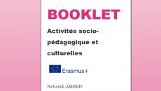 E-BOOKLET – Activités socio-pédagogique et culturelles en faveurs des habitants des quartiers défavorisés