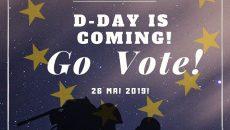 MAI 2019 : ALLEZ VOTER !