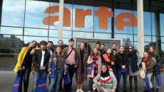 (Français) L'AMSED encadre le programme des délégués jeunes du Club de Strasbourg