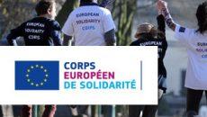 (Français) Le corps européen de solidarité: l'AMSED accueille des volontaires à Strasbourg