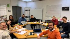 Two network meetings organised in Strasbourg