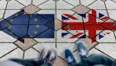A study on Brexit consequences made by our English partner Gyros