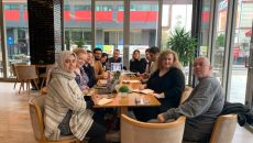 AMSED network meetings 2019 close up in Turkey