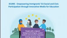 IEUME- L'accès à la formation reste un problème pour les migrants