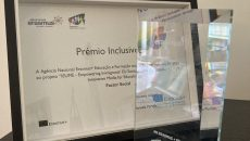 Project for training of migrants awarded the Erasmus + inclusivity distinction