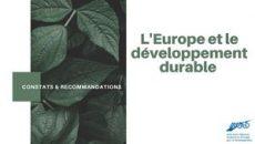 Recommandation Agriculture urbaine